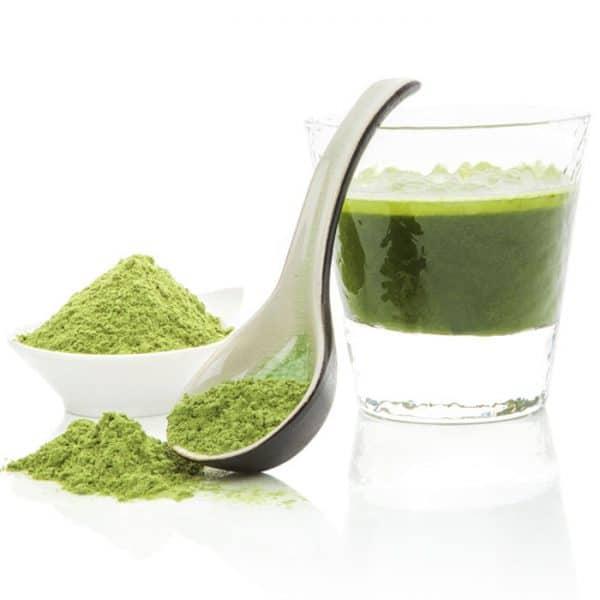 Greenbooster Glas