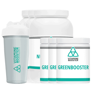 Vitaminebooster All In One 3 Maanden