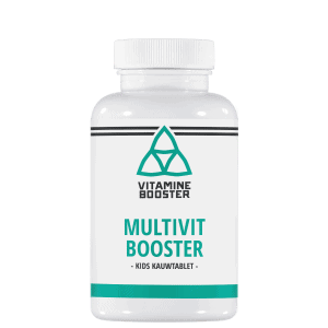 Multivit Booster (kids Kauwtablet)
