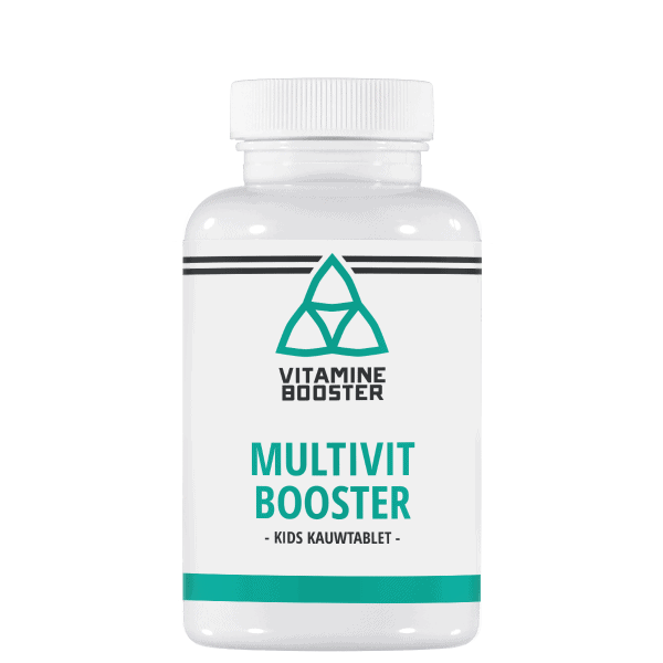 Multivit Booster (kids Kauwtablet)