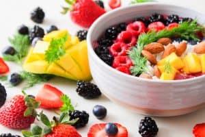 Vitaminebooster Ontbijt Met Fruit